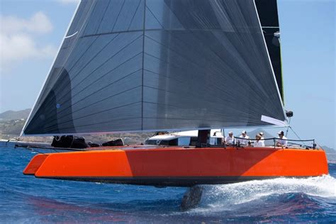 Newport Spring Boat Show by Newport Boat Show Preview Gunboat G4 Swizzle Media