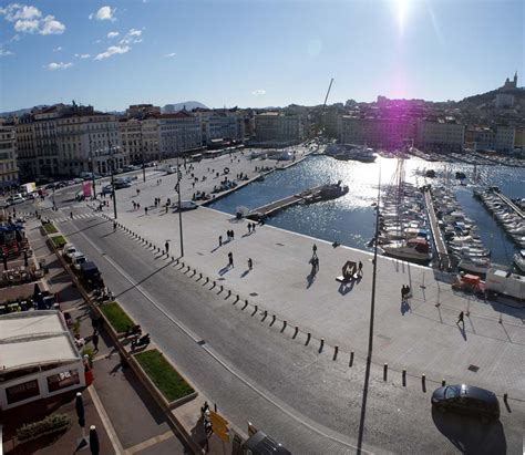 le vieux port de marseille remporte le prix europ 233 en de l am 233 nagement de l espace urbain
