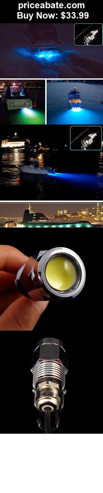 Diy Boat Drain Plug Led Light by Boat Parts Blue 6 Led 1 2 Quot Npt Underwater Boat Drain Plug