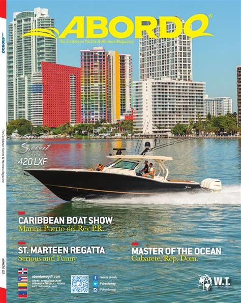 Palm Beach Boat Show Discount Tickets by Revista Abordo 132 By Revista Abordo Issuu