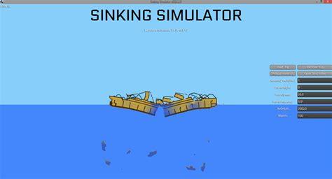 sinking simulator 2 image mod db