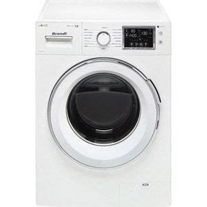 lave linge brandt comparer les prix et acheter