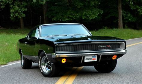 Classic Muscle Cars Of All Time
