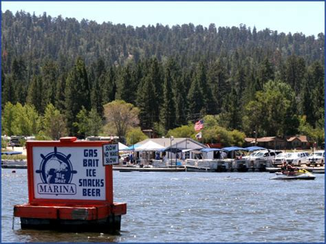 Big Bear Marina Boat Slip Rentals by Big Bear Marina Boat Rentals For Pontoon Fishing