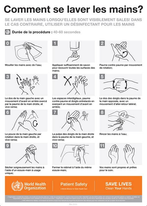 l hygi 232 ne des mains lignes directrices pour pr 233 venir les infections
