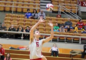 Ohio State men's volleyball falls to Lewis, 3-1 | The Lantern