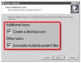 comment installer audacity sur ordinateur