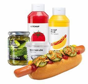 Hot Dog Party Paket : ikea hot dog party paket f r 20 spa f r 32 personen ~ Markanthonyermac.com Haus und Dekorationen