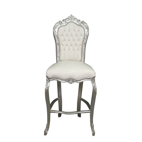 bar chair baroque style of louis xv baroque chairs