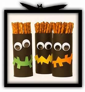 Deko Aus Toilettenpapierrollen : halloween steht vor der t r und wir haben ein paar gruselige essens und deko ideen f r dich ~ Markanthonyermac.com Haus und Dekorationen