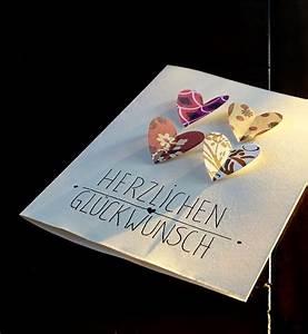 Geburtstagsgeschenk Basteln Freundin : die 25 besten ideen zu geburtstagskarte basteln auf pinterest karten basteln karten ~ Markanthonyermac.com Haus und Dekorationen