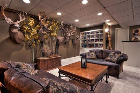 Camo Living Room Ideas by Trophy Room Alberta Outdoorsmen Forum Cave
