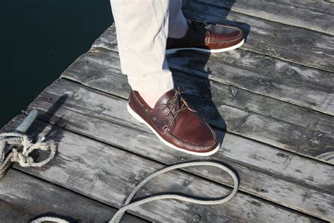 Boat Shoes England by Salt Water New England Boat Shoes Home By The Sea