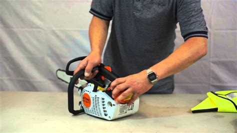 stihl ms 192t chainsaw review by gardenland power equipment