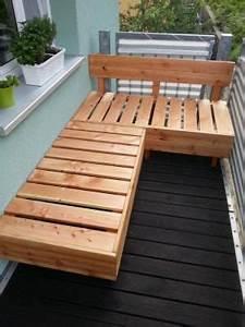 Lounge Polster Selber Machen : anleitung f r eine douglasie holz lounge so wird dein e balkon terrasse zur ultimativen chill ~ Markanthonyermac.com Haus und Dekorationen