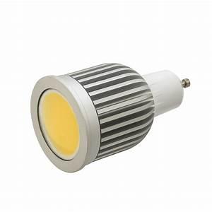 Led 5w Gu10 : 3w 5w 7w gu10 led cob spotlight bulb indoor home lamp decoration ac85 265v ~ Markanthonyermac.com Haus und Dekorationen