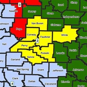 Arkansas 2nd Congressional District Map & Rep in the 113th ...