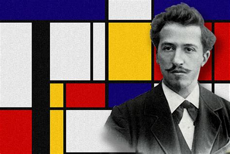 Piet Mondrian by 15 Things You Should Know About Piet Mondrian Mental Floss