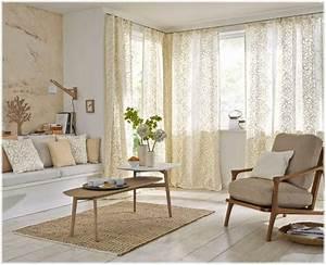 Scheibengardinen Wohnzimmer Modern : gardinen modern wohnzimmer braun hauptdesign ~ Markanthonyermac.com Haus und Dekorationen