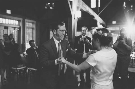 An Unplanned Father-daughter Wedding Dance, A Father's Day Gift & A Giveaway