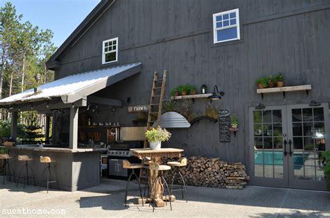 Outdoors Bar : Rustic Outdoor Bar Ideas