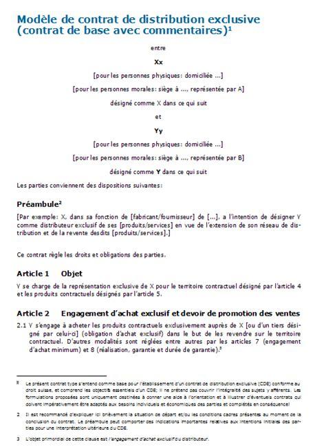 model 233 de contrat cadre gratuit