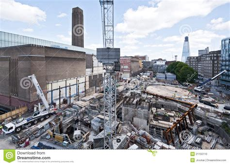 the tate modern project editorial image image 21155110