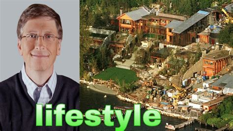Bill Gates Biography,net Worth,islands,houses,cars