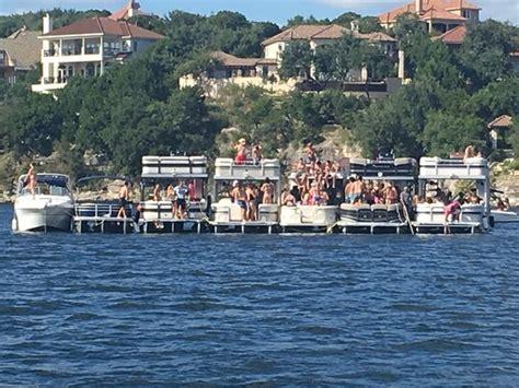 Lake Austin Boat Tours by Good Times On Lake Travis With Austin S Boat Tours