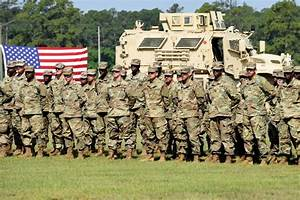 National Guard Troops Deploy to Southern U.S. Border ...