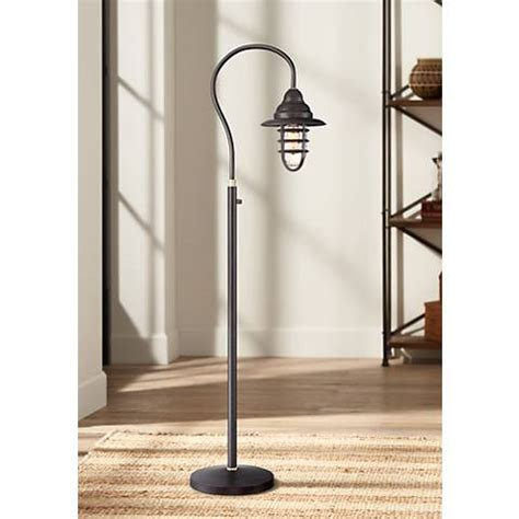 franklin iron works rubbed bronze floor l
