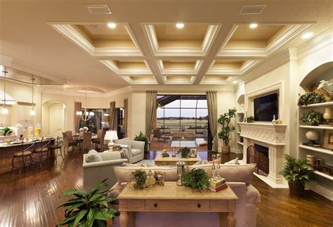 Transitional Great Room Decorating Ideas Living Room