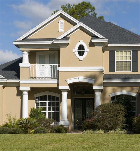 17 Best Exterior Paint Combination Ideas 2018  Safe Home