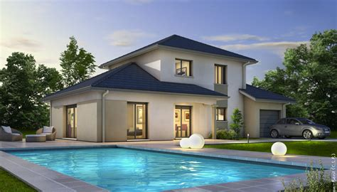 maison moderne semnoz plan maison gratuit maisons