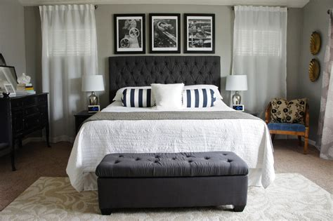 Pretty Dubs Master Bedroom Transformation
