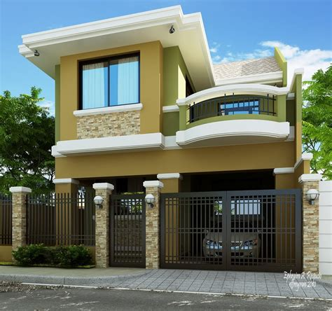 Small House Exterior Design Philippines At Home Interior
