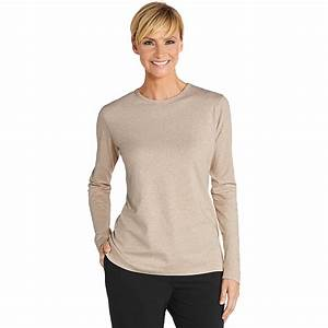 Coolibar UPF 50+ Women's Long Sleeve T-Shirt