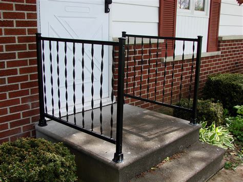 Wrought Iron Railings For Porches