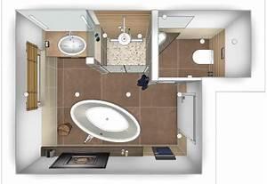 4 Qm Bad Gestalten : badezimmer 4 qm ideen ~ Markanthonyermac.com Haus und Dekorationen