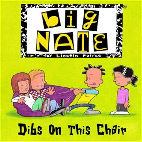 big nate dibs on this chair libraries southwest digital library