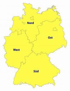Süd Ost West Nord : st tzpunkte deutschland nord ost west s d wuko germany ~ Markanthonyermac.com Haus und Dekorationen