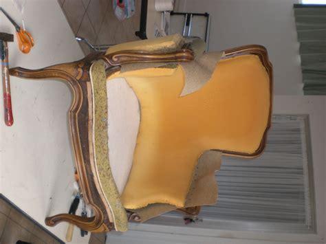 mousse pour fauteuil voltaire