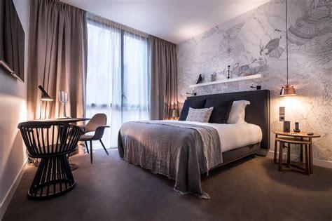 chambre luxe centre de rennes chambre deluxe h 244 tel balthazar