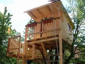Wie Baue Ich Ein Gartenhaus : baumhaus bauen ein familienprojekt youtube ~ Markanthonyermac.com Haus und Dekorationen