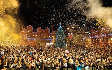 Union J Among Spectacular Lineup For Christmas Lights