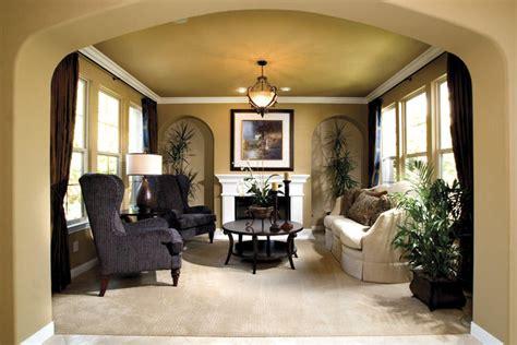 Warm Formal Atmosphere Living Room Ideas Homeideasblogcom