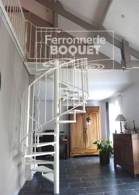 escaliers fer forg 201 ferronnerie boquet