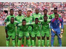 ElimCAN 2015 Nigeria vs Congo, composition ! Africa