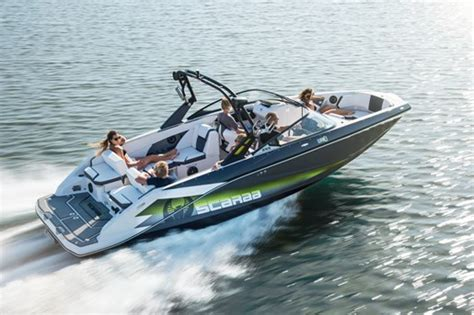 Wake Boat Dealers by 2016 Scarab 255 Impulse Wake Edition Jet Boat Boat Review