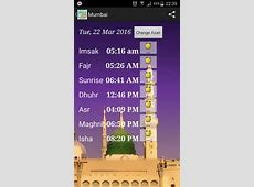 India Prayer Timings Android Apps on Google Play